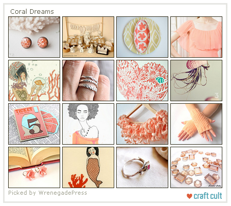 Treasury Coral Dreams