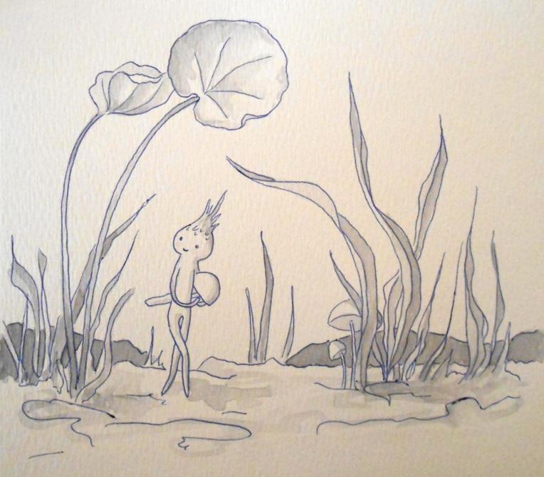 mushroom gatherer ip2