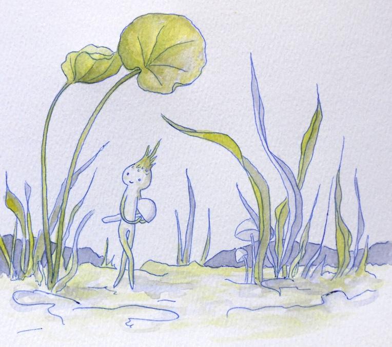 mushroom gatherer ip3